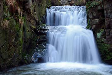 Fototapeta Wodospad Waterfall in Resov