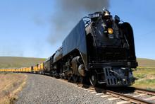 Union Pacific 844, Live Steam ...