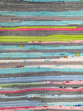 Multicolored Handmade Patchwork