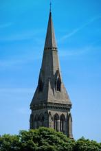The Spire Of Holy Trinity Church, Knaresborough