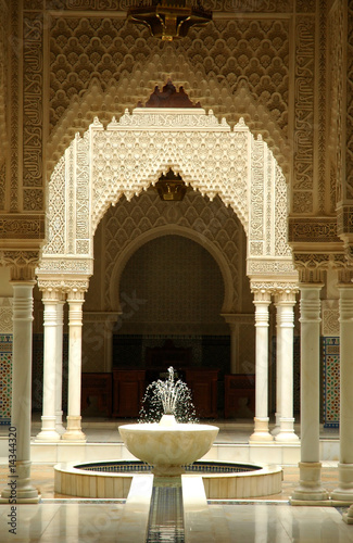 Papiers peints Maroc Moroccan Architecture Interiors