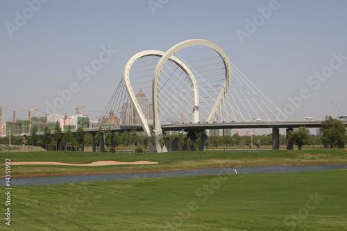 Fotografie, Obraz bridge over river