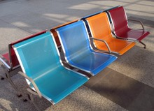 Colorful Modern Bench