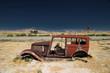 épave dans le désert,NEVADA_USA