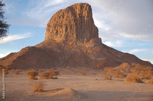 Poster Algérie montagne de l'hogar tamanrasset