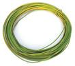 fil électrique bicolore
