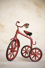 Vintage Toy Tricycle