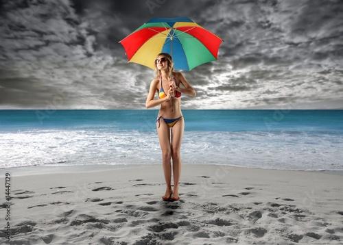Fotografie, Obraz  rainy