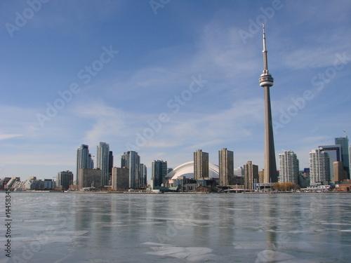 Papiers peints Toronto Toronto City