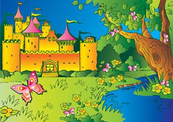Dvorac iz bajke