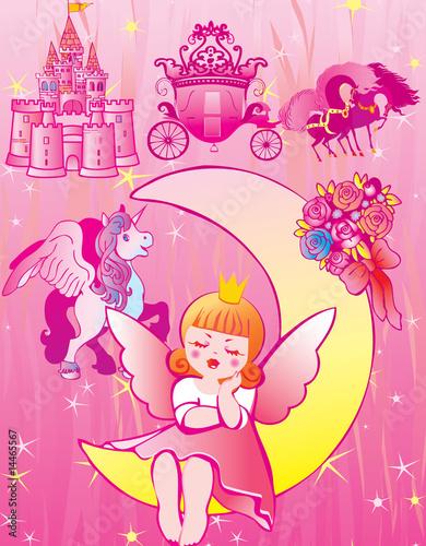 Poster Castle Sweet sleep