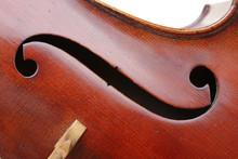F-Loch Cello