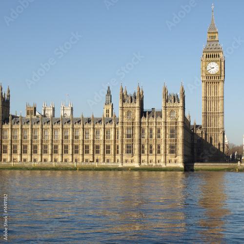 Poster Londres Big Ben, London