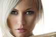 Leinwanddruck Bild - beauty portrait