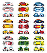 Old Beetle Fantasy Icons