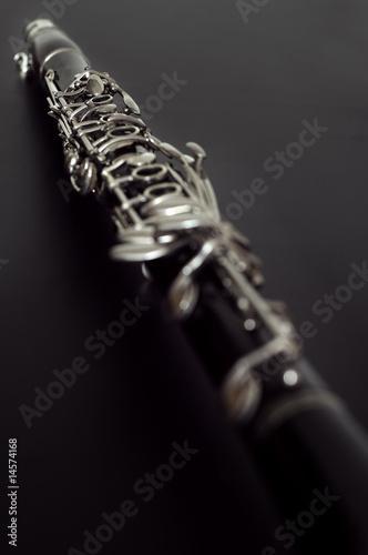 Klarinette Clarinet Fototapet