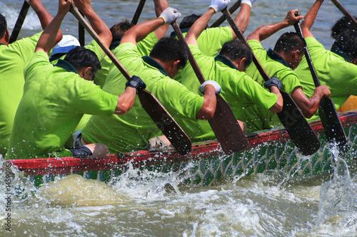 Fotografia  dragon boat racing