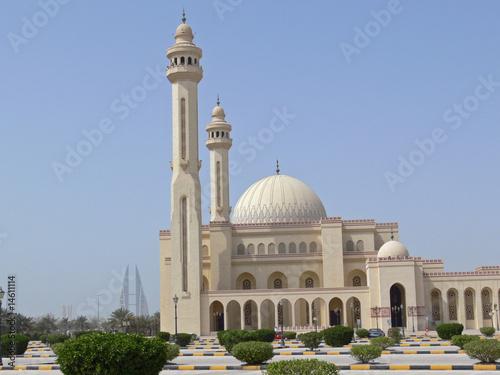 Fotografia, Obraz  Moschee-Bahrein