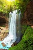 Wodospad dambri - 14615197