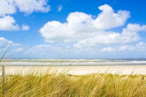 Foto-Schiebegardine Komplettsystem - Nordsee