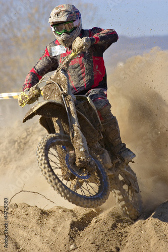 Motocross Powder