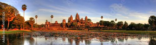 Angkor Wat - Siam Reap - Cambodia / Kambodscha Wallpaper Mural