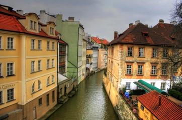 Fototapeta na wymiar Prague - Czech Republic