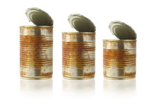 Rusty Old Tin Cans