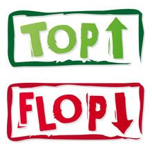 Stempel Top Und Flop