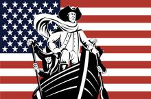 George Washington At The Helm ...