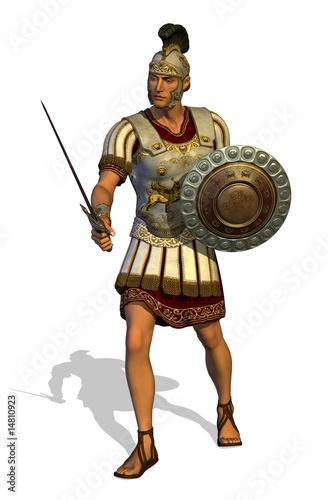 Fotografie, Obraz  Roman Centurion