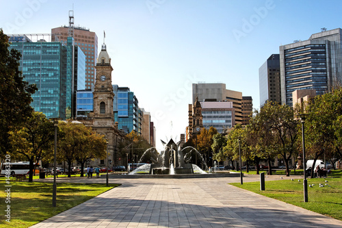 Foto auf Leinwand Australien Adelaide