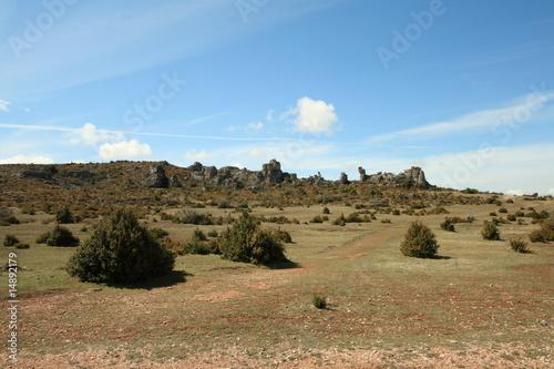Fotografía  Plateau du Larzac