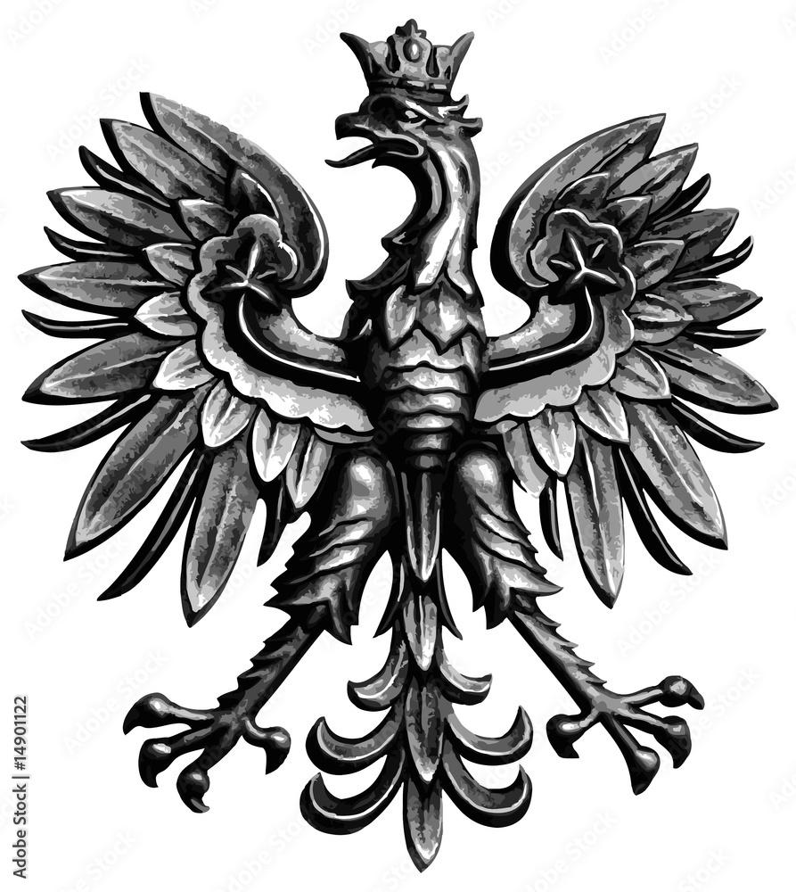 Fototapeta Poland eagle