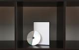 CD and box