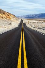 Road Through Death Valley Nati...
