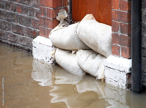Cuadros en Lienzo Flood defences
