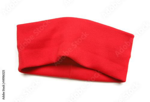 Canvas-taulu red headband