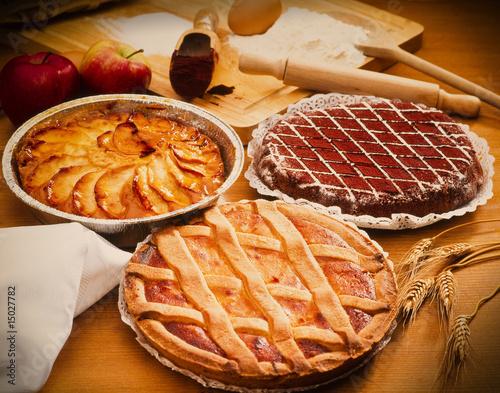 Fotografia, Obraz  torte