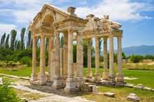 The Temple Of Aphrodite