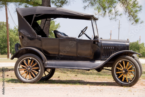 Photo  Antique Car