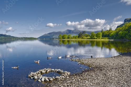 Fényképezés  Derwent Water Lake