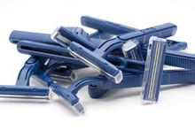 Disposable Blue Razors