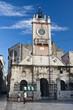 Stadtwache Zadar mit Glockenturm