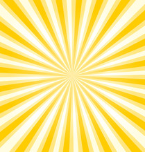 Nice Sunburst Background