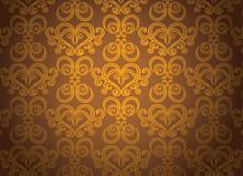 Gold Ornamental Pattern
