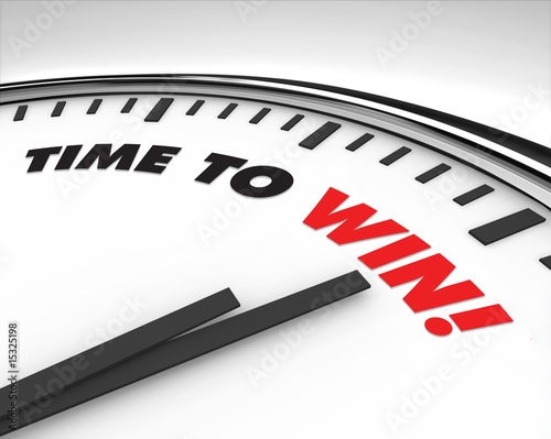 Time to Win - Clock