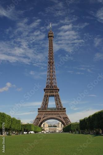 Papiers peints Paris Parris, eiffel Tower
