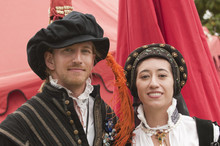 Spanish Ambasador To Queen Mary Of The Scots!