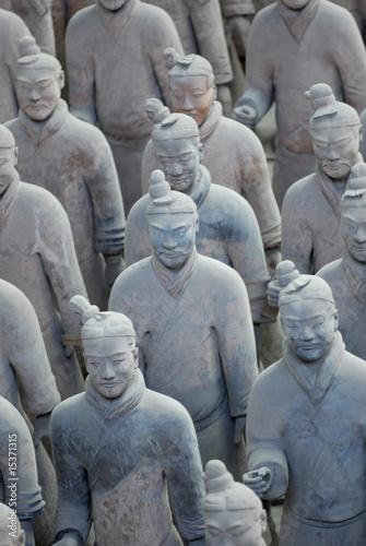 Papiers peints Xian Terra-cotta warriors